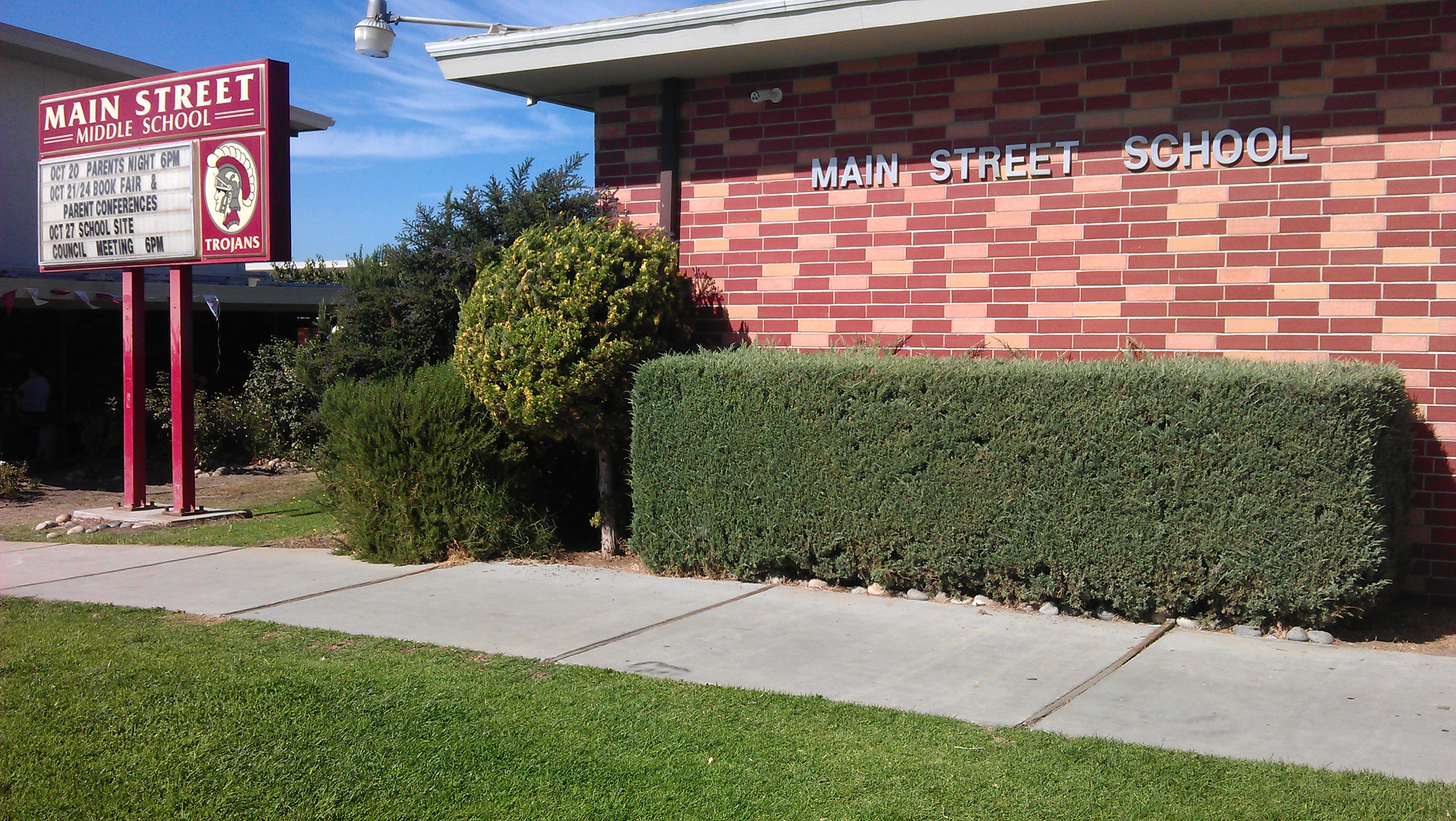 Main Street Middle School